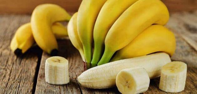 تعرفي على وصفات الموز للوجه