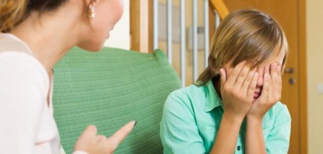 تعرفي على الطريقة الصحيحة لمعاقبة ابنك المراهق