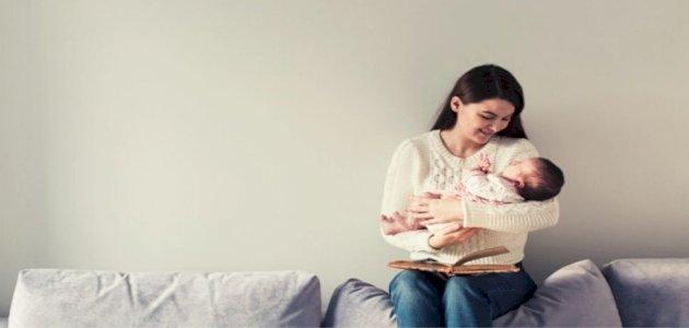 متى ينبغي عليك حمل طفلك؟