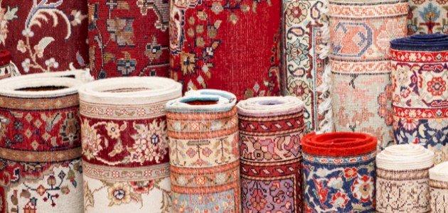 5 من أبرز مشاكل السجاد الحرير
