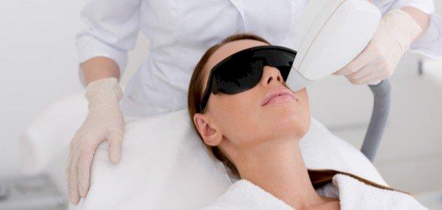 أفضل أنواع أجهزة الليزر لإزالة الشعر في العيادات