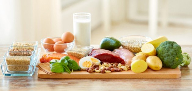 أهم أكلات البروتين لقوام رشيق وجسد صحي