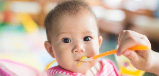 وصفات طعام الطفل في الشهر السابع: تعرفي على مكوناتها!