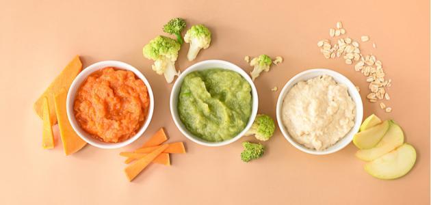وصفات طعام للأطفال بعمر السنة: إليكِ المكونات والطريقة!