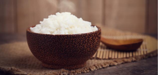 السعرات الحرارية في الأرز: وما علاقته بزيادة وزنكِ؟