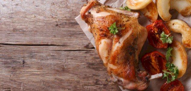إليكِ فوائد لحم الارنب: دهون وسعرات حرارية أقل!