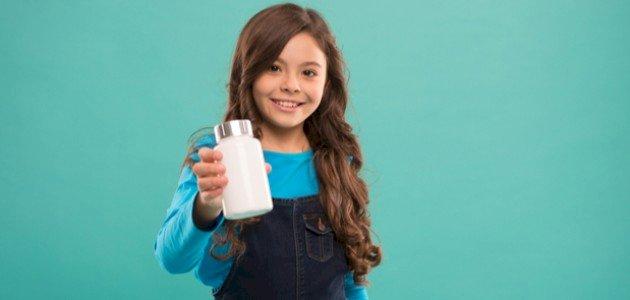 المكمل الغذائي للأطفال: هل يحتاج طفلكِ لاستخدامه؟