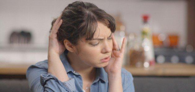 سبب ألم الرأس عند الخوف والتوتر