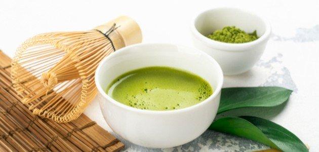 فوائد شاي الماتشا للبشرة: كيف يعالج البثور؟