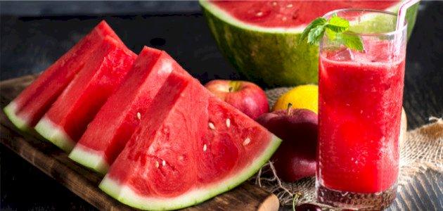 فوائد البطيخ للرجيم: قد يخلصكِ من الوزن الزائد!