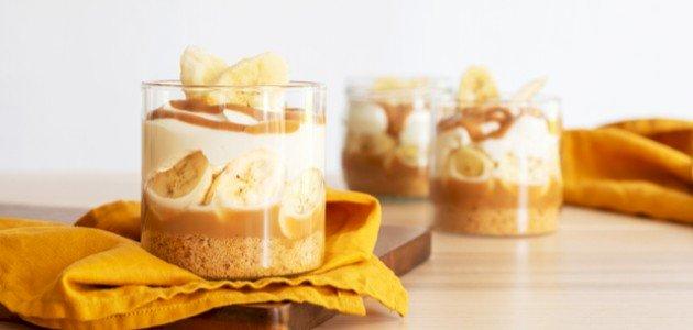 5 وصفات حلو بالموز: مذاق شهي سيعجب عائلتكِ!