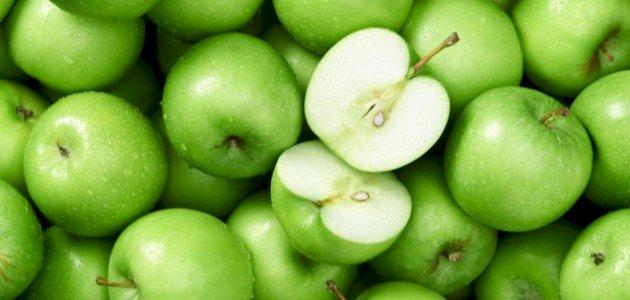 أضرار التفاح: هل يسبب الكرش؟