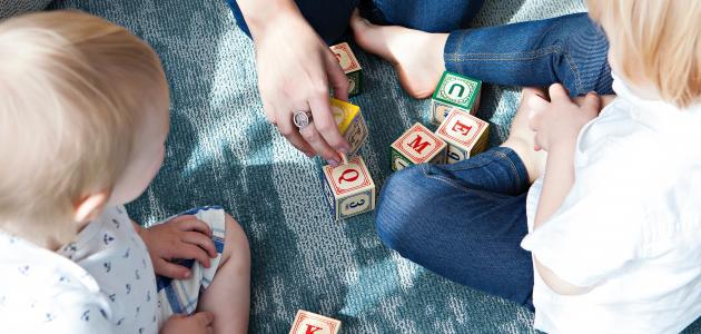 أسهل طريقة لتعليم الأطفال حروف الهجاء