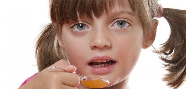 أحسن علاج للكحة عند الأطفال