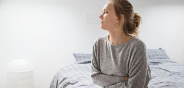 حالة المرأة أثناء الدورة الشهرية