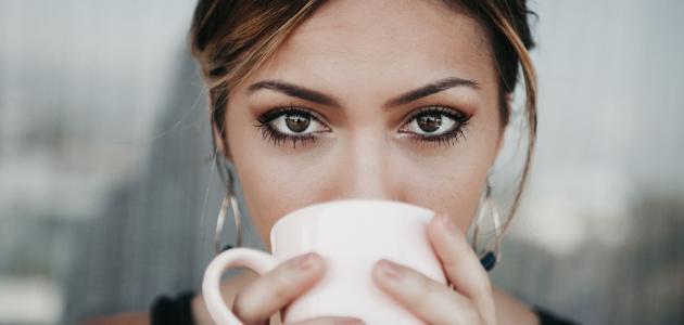 اضرار شرب القهوة للبنات