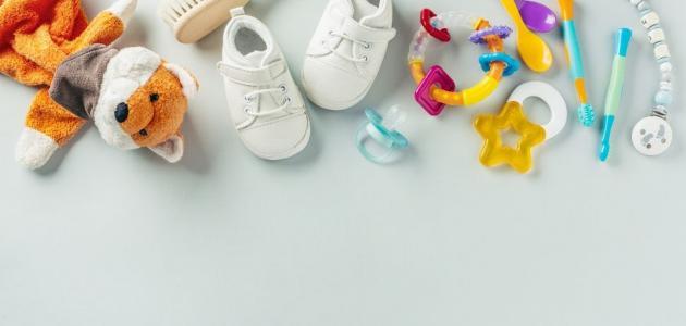 العناية بالطفل بالشهر الثاني