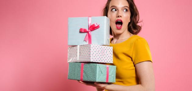 أفكار هدايا زواج صديقتي حياتك