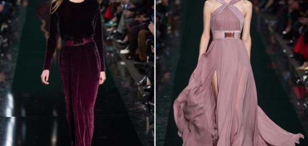 افضل الفساتين