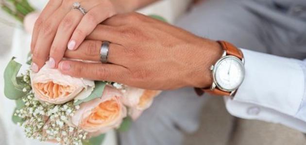 العلامات التي تدل على الزواج في الحلم