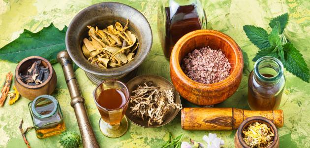 علاج آلام الثدي بالأعشاب