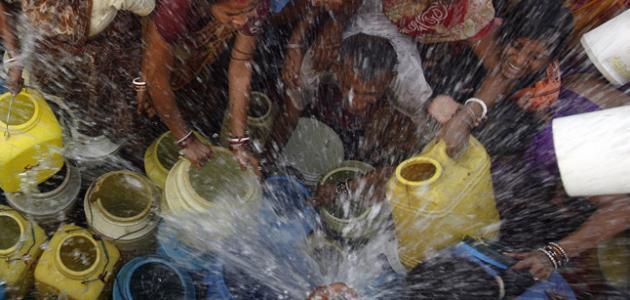 اسباب شح المياه في الاردن