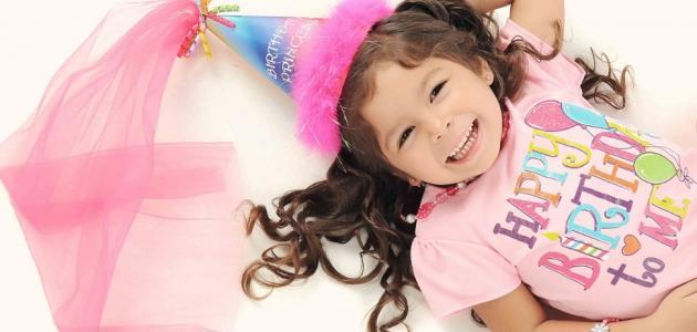 عبارات تهنئة عيد ميلاد للاطفال حياتك