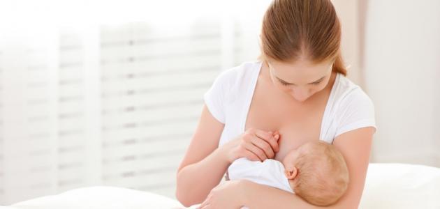 اضرار بقاء الحليب في الثدي