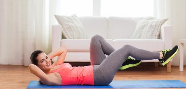 أفضل تمارين أثناء الدورة الشهرية