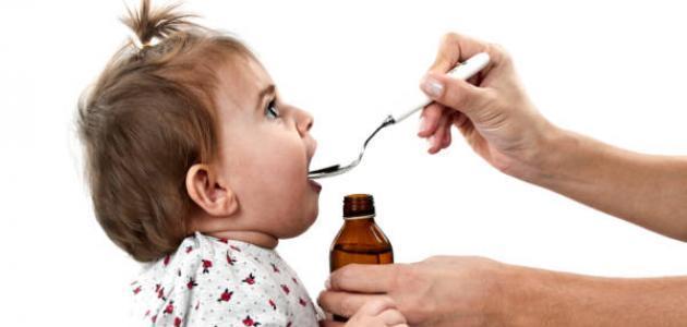 أضرار المضادات الحيوية على الأطفال