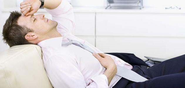 أعراض الضعف العام للجسم