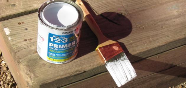 طريقة دهان ابواب الخشب حياتك