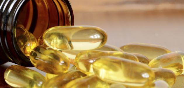 الفرق بين فيتامين د ود 3