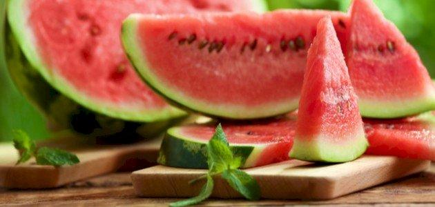 هل البطيخ يرفع السكر سطور 11