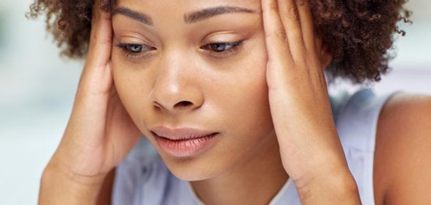 اسباب الصداع للحامل في الشهر الرابع