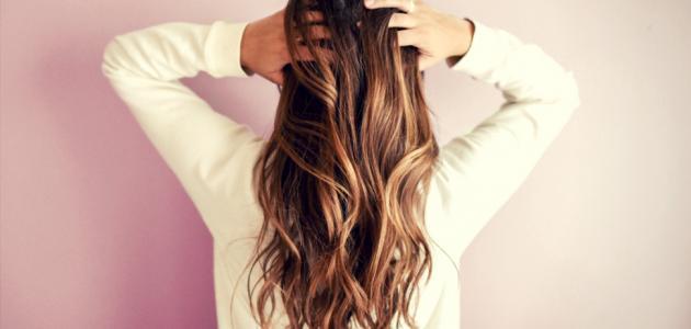 طريقة تكثيف الشعر بسرعة