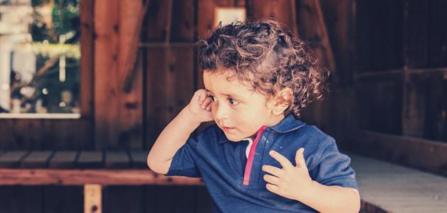 طريقة تنعيم شعر الاطفال