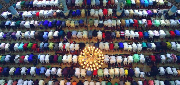 كم عدد تكبيرات صلاة عيد الاضحى حياتك