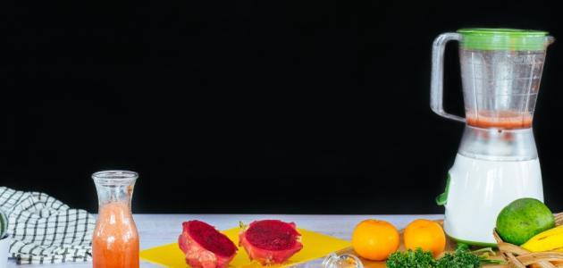وصفات عصير