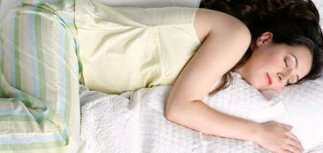 أسباب الشخير عند الحامل