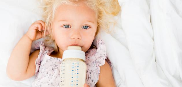 أفضل أنواع الحليب للأطفال الرضع حديثي الولادة
