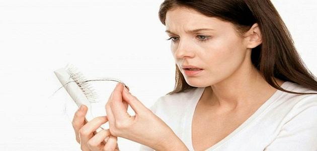 الرضاعة الطبيعية وتساقط الشعر