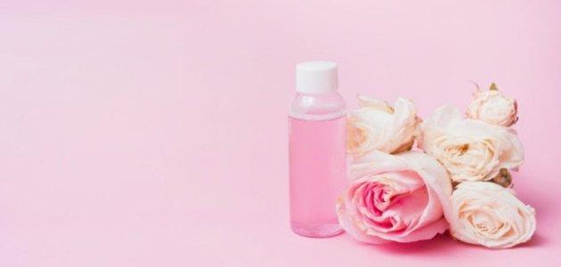 كيفية استخدام ماء الورد لحب الشباب