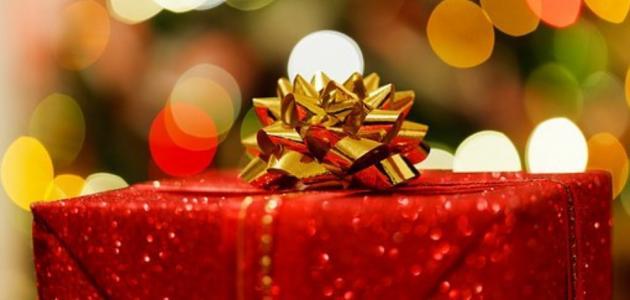 طريقة عمل علبة هدايا