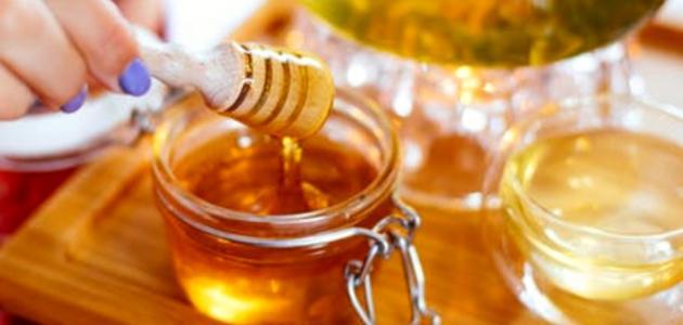 فوائد العسل للبشرة الحساسة