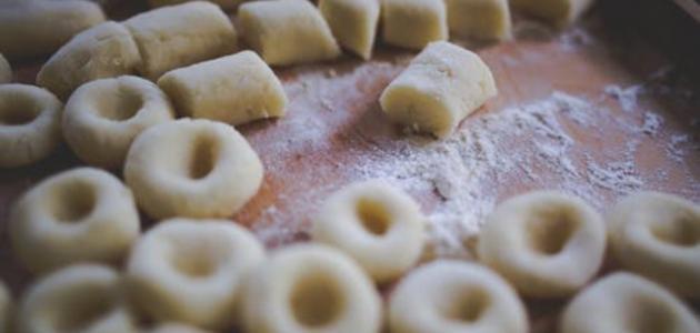 طريقة كعك العيد بالسميد