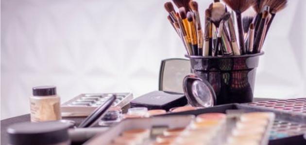 أدوات التجميل للعروسة
