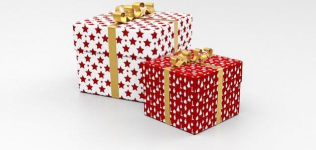 5d7b64dd1 أفكار هدايا ميلاد - حياتكِ