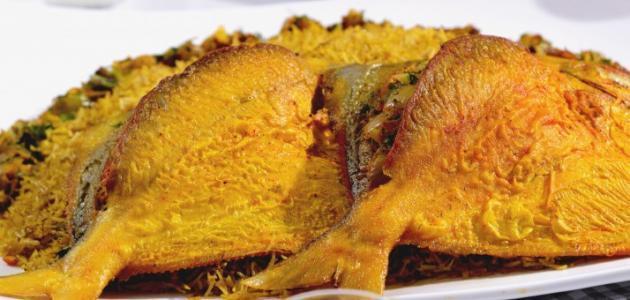 طريقة عمل مطبق سمك عراقي حياتك