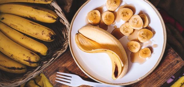 فوائد الموز للرياضيين